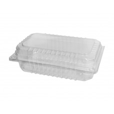 Eco-Smart Clearview Salad Pack Large - 500 per carton