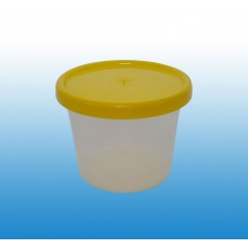 Honey Bucket; 250gram with Yellow Lid 300/ctn