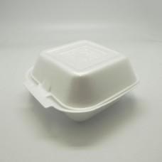 Large Foam Burger Clam Pack - 400 per carton