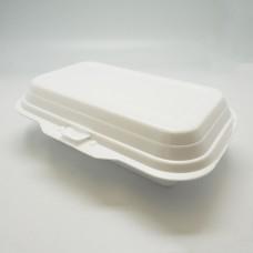 Large Foam Snack Box Pack Clam - 300 per carton