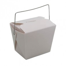 Food Pail; wire handle #8 9 x 50pk/ctn 450/ctn