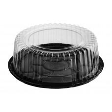Cake Dome & Base Combo 75mm high x 198mm deep 200/ctn