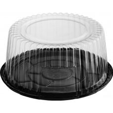 Cake Dome & Base Combo 100mm high x 198mm deep 200/ctn
