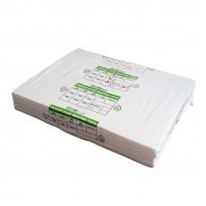 Newsprint Butcher's Paper; 1/2 sheets 14kg/bnd 450 x 600mm