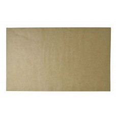 Greaseproof Paper; Natural Kraft Full Sheets 400/bnd 410 x 660mm