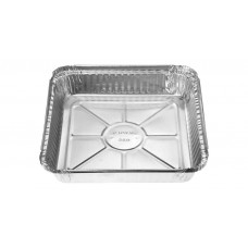 Foil Container; #360 square catering 228 x 228 x 36mm 200ctn