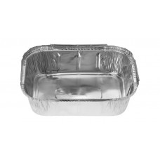 Foil Container; #441 extra large dinner 205 x 155 x 51mm 300/ctn