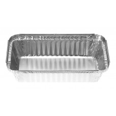 Foil Container; #445 small single serve 184 x 106 x 38mm 500ctn