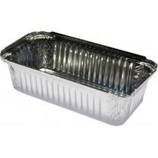 Foil Container; #446 large single serve 184 x 106 x 57mm 500/ctn