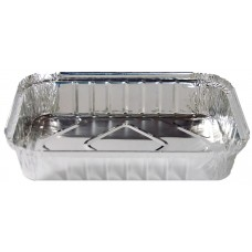 Foil Container; #460 extra large catering 305 x 203 x 51mm 100/ctn