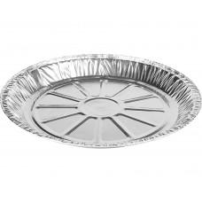 Foil Container; #261 round pie dish 578ml 2 x 250pk/ctn 500/ctn