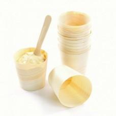 Pine Cups; 55 x 60mm 50/pk