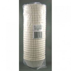 Muffin Cases; white #700 55 x 35mm 500PK