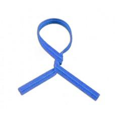 """Twist Ties; plastic coloured 3"""" 75mm 10 x 1000pk/ctn 10,000/ctn"""