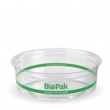 240ml Bio-plastic Bowl 500/ctn
