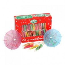 Cocktail Parasols; 144/pk