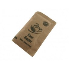 Sugar Sachets; Raw 2000ctn