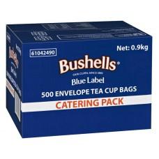 Bushell's Envelope Tea Bags 500ctn