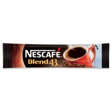 Nescafe Blend 43 Instant Coffee Sticks P/C 280ctn