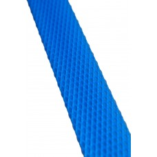Poly Strapping; 15.5mm x 1000m 0.60mm thick PP blue emobssed
