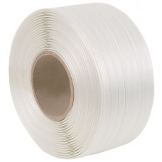 Composite Strapping; #191 De Lama White 19mm x 550mtr