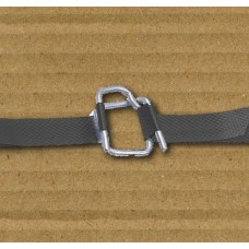 Wire Buckles; to suit poly strapping 12mm 1000/ctn