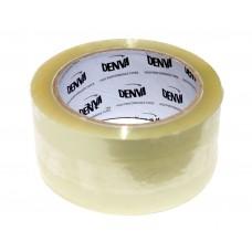 Packaging Tape; clear 48mm x 75m Denva/Stylus PP100 36rolls/ctn