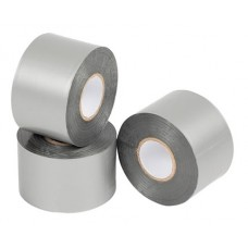 Duct Tape; PVC 48mm x 30m x 0.13mm/roll silver 36 rolls/ctn