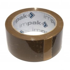 Packaging Tape; brown 48mm  x 75m/roll PP30mic - 6 rolls