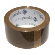 Packaging Tape; brown 48mm  x 75m/roll PP30mic 6 x 6pk/ctn 36rolls/ctn
