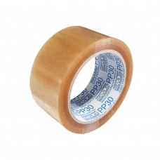 Packaging Tape; clear #30 48mm x 75m - 6 rolls