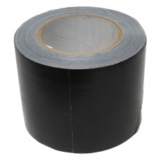 Cloth Tape; black 96mm x 25mtr 12rolls/ctn