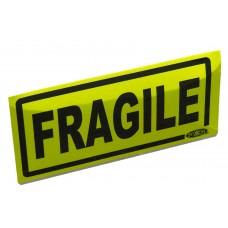 Warning Labels; 'Fragile' 500/pk