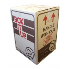 Carton; teachest 431 x 406 x 596mm 10/pk