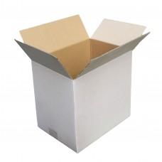 Carton; A4 white 305 x 215 x 280mm 25/pk