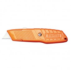 Safety Knife; Sterling auto retract