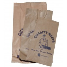 Paper Butcher's Bag; #12 200 x 365mm 500/pk