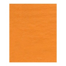 Tissue Paper; Orange 500 x 760mm 480sheets/bnd