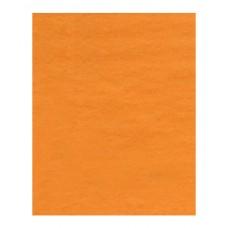 Tissue Paper; Orange 500 x 760mm 480sheets/bnd