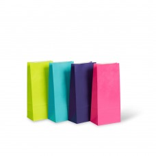 No.3 Assorted Paper Gift Bags - 220 x 100 x 60mm 500/ctn