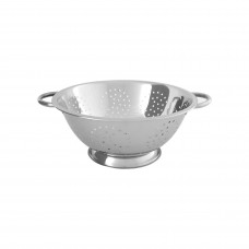 5.0lt Colander with Wire Handle (4mm Holes) - 285x102mm
