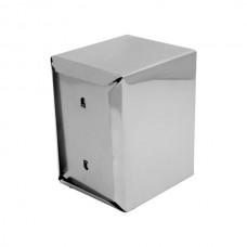 Napkin Dispenser 'D' fold S/S