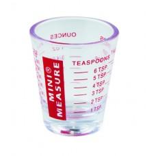 Measuring Cup; 30ml multipurpose Avanti acrylic
