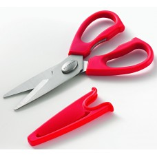 Scanpan Kitchen Shears - Red