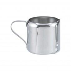 Milk Jug/Creamer; stainless steel Tablekraft 90ml/3oz