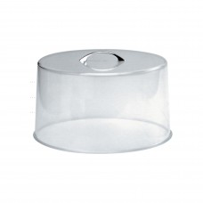Cake Dome; clear plastic