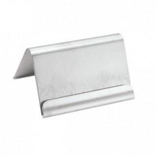 Cardholders; stainless steel