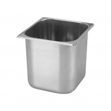Gelati Pan; stainless steel 5L