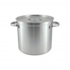 Aluminium Stockpot 12L 240mm x 250mm with lid