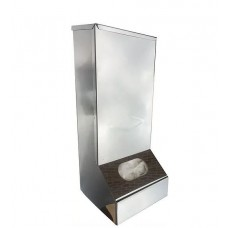 Dispenser; bouffant cap stainless steel